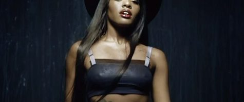 Azealia Banks's eerste single is 'Yung Rapunxel'