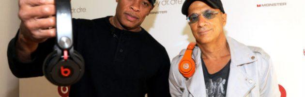 Dr. Dre geeft fikse fooi