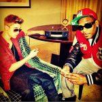 Gaan R. Kelly en Justin Bieber samenwerken?