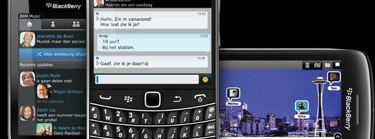 POLL: BlackBerry-gebruikers stappen massaal over