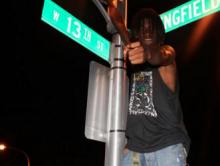 Johnny Boy Da Prince doodgeschoten in Chicago