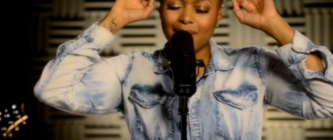 Chrisette Michele covert Whitney Houston