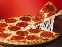 Klacht Domino's Pizza om Facebook-foto