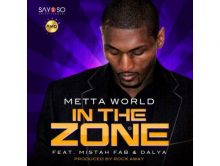 Metta World Peace is 'in his zone'