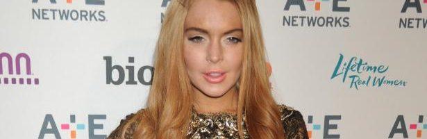 Lindsay Lohan misschien in de cel