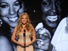 Hij is er! Mariah Carey's video voor 'Almost Home'