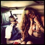 'Chris Brown en Rihanna weer uit elkaar'