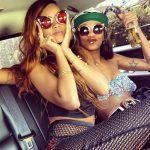 Rihanna is weer ziek