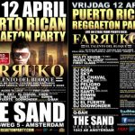 Win tickets voor Puerto Rican Reggaeton Party