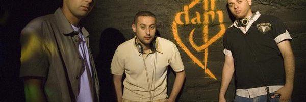 Palestijnse hiphopgroep Da Arabian MC's naar Amerika