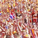 Koninginnedagfeest Slam!FM en 538 naar Alkmaar