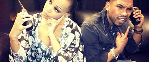 Monica werkt samen met Miguel