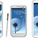 Apple en Samsung werken aan nieuwe telefoons