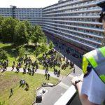 Update: Kleuter overleden na val van zesde etage