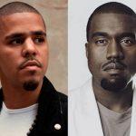 J. Cole wint albumsales van Kanye West