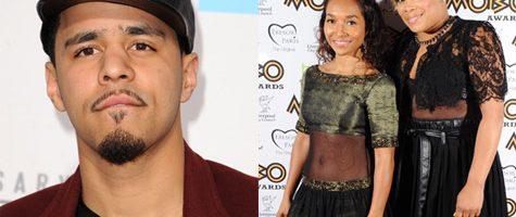 J. Cole vraagt TLC voor album