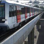 Nieuwe metro's GVB gaan nog niet rijden