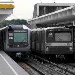 Nieuwe metro M5 in Amsterdam gaat rijden