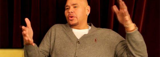 Fat Joe begint aan celstraf