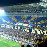 Fenerbahçe geschorst voor Europees voetbal