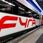 NS stopt met hogesnelheidstrein Fyra