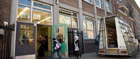"""""""Tijd om Ibn Ghaldoun school te sluiten"""""""