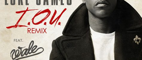 Luke James doet remix I.O.U met Wale