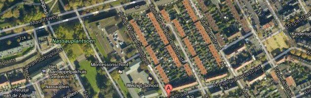 Inwoner Dordrecht gewond na explosie