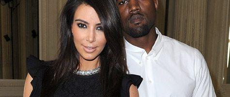 Kim Kardashian bevallen van dochter