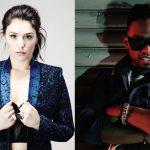Jessie Ware op Miguel-remix 'Adorn'