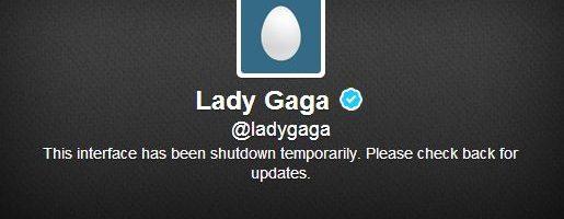Lady Gaga stopt met Twitter