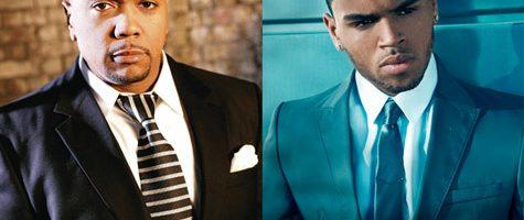 Timbaland zegt 'sorry' tegen Chris Brown