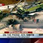 Meisje dood door brandweerwagen na vliegtuigongeluk