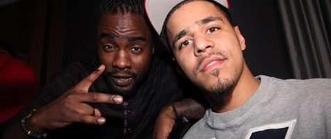 Wale brengt Chris Brown mee op Sunset Strip
