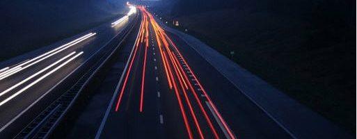 Licht op snelwegen gaat uit