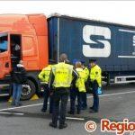 Politie zorgt voor kilometers file tijdens spits