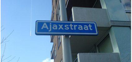 Petitie tegen Ajaxstraat in Rotterdam