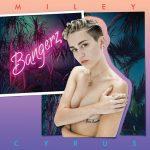 Miley Cyrus gaat topless voor deluxe-cover