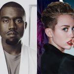 Miley maakt track met Kanye