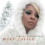 Mary J. Blige laat 'A Mary Christmas' horen