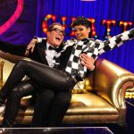 Rihanna doet 'What Now' live bij Chatty Man