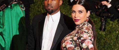 Kim en Kanye dit weekend toch getrouwd