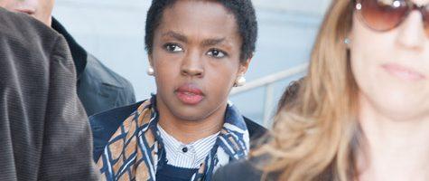 Lauryn Hill uit de gevangenis