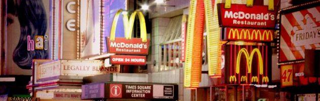 McDonalds stopt met groenteburgers