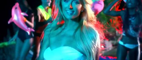 Nieuwe video Paris Hilton & Lil Wayne – Good Time