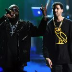 Rick Ross doet remix 'Hold On, We're Going Home'