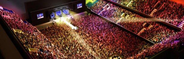 MTV EMA voor het eerst open voor publiek