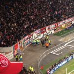 Ajax-supporter gewond na val in ArenA