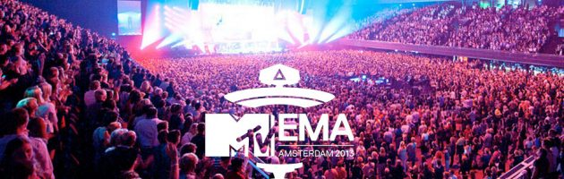 Aftellen tot de MTV EMA show in Amsterdam