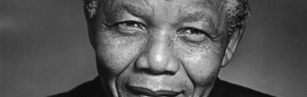 Nelson Mandela overleden